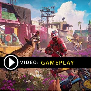 Far Cry New Dawn PS4 Gameplay Video