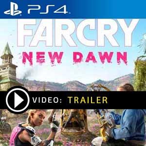 Far Cry New Dawn PS4 Digital Download und Box Edition