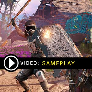 Far Cry New Dawn Gameplay Video