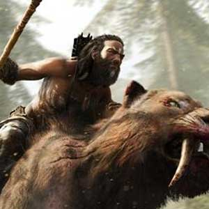 Far Cry Primal PS4 Charakter