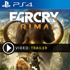 Far Cry Primal PS4 Digital Download und Box Edition
