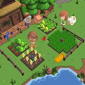 Farmers vs Zombies - Feldfrüchte