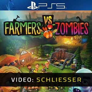 Farmers vs Zombies PS5 Video Trailer