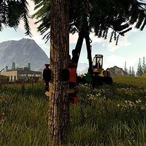 Farming 2017 The Simulation Xbox One Holzschnitt