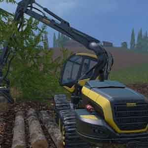 New Logging Feature of Farming Simulator 15 Xbox One