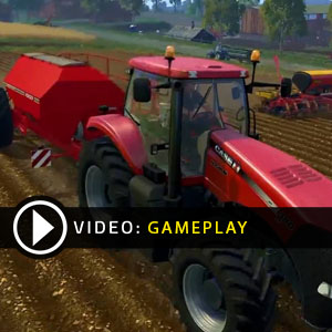 Farming Simulator 15 PS4 Gameplay Video