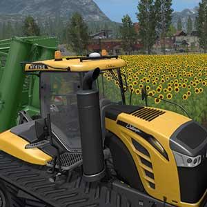 MT700E-Feld Viper Traktor