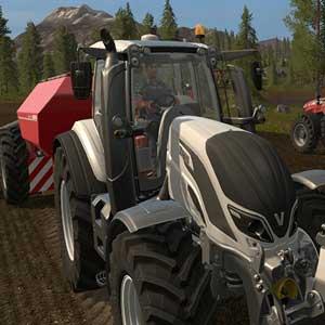 Valtra T-Serie Traktor Edition Kuh
