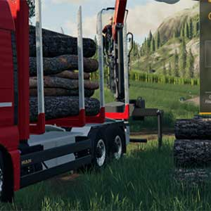 Farming Simulator 19 TGX 26.640