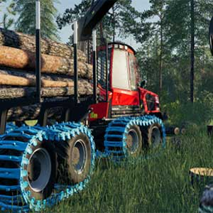 Farming Simulator 19 Forestry Forwarder