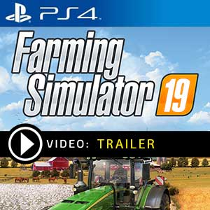 Farming Simulator 19 PS4 Digital Download und Box Edition