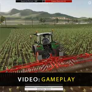 Farming Simulator 19 Gameplay Video