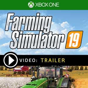 Farming Simulator 19 Xbox One Digital Download und Box Edition
