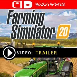 Farming Simulator 20 Nintendo Switch Prices Digital or Box Edition