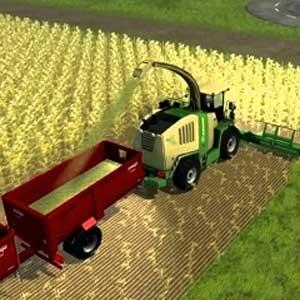 Farming Simulator 2013 Ernte