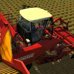 Farming Simulator 2013 Heben Sie Harvester