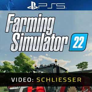 Farming Simulator 22 PS5 Video Trailer