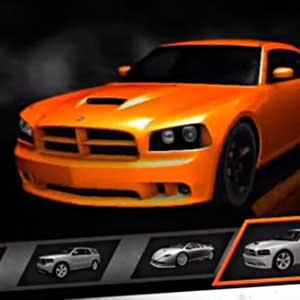 Fast & Furious Showdown - Fahrzeug-Auswahl