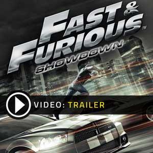 Fast & Furious Showdown Key kaufen - Preisvergleich