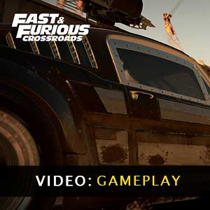 Fast & Furious Crossroads Gameplay Video