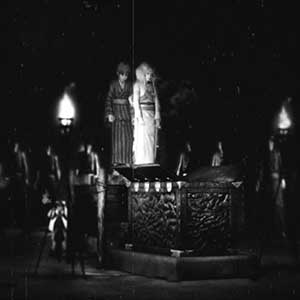 FATAL FRAME Maiden of Black Water Shiragiku