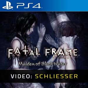 FATAL FRAME Maiden of Black Water PS4 Video Trailer