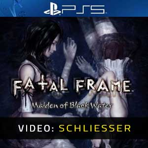FATAL FRAME Maiden of Black Water PS5 Video Trailer