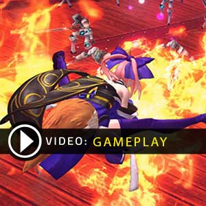 Fate EXTELLA The Umbral Star Gameplay Video