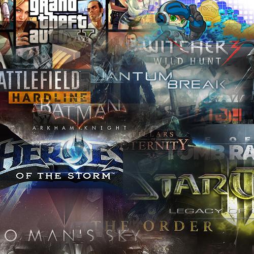 Games 2015! Ein Jahr voller TOP SPIELE CD Keys