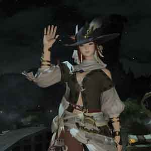 Final Fantasy 14 A Realm Reborn PS4 Character