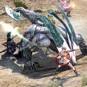 Final Fantasy 14 A Realm Reborn PS4 Schlacht