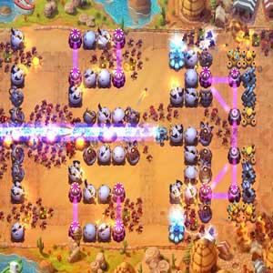 Fieldrunners 2 Explosive Fallen