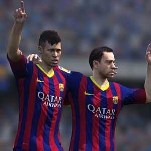 FIFA 14 Spieler