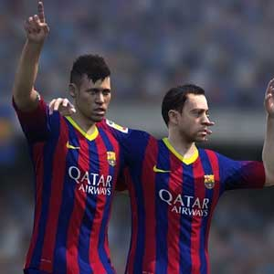 FIFA 14 Xbox One Spieler