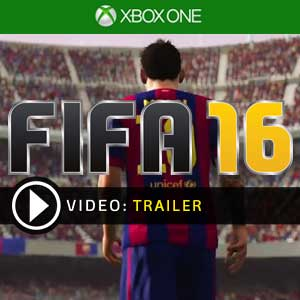 FIFA 16 Xbox One Digital Download und Box Edition