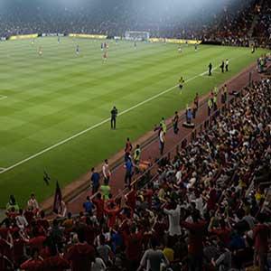 Unglaublich, Authentic -Stadion