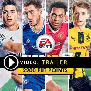 FIFA 17 2200 FUT Punkte Key Kaufen Preisvergleich