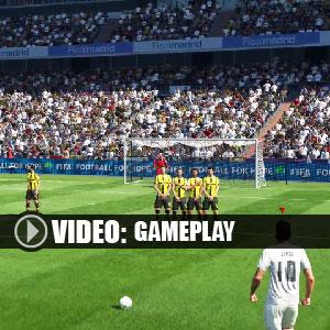 FIFA 17 Gameplay Video