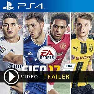 FIFA 17 PS4 Digital Download und Box Edition
