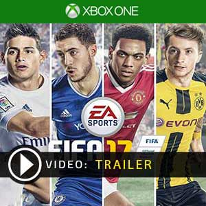 FIFA 17 Xbox One Digital Download und Box Edition