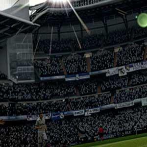Ronaldos dramatischen Moment