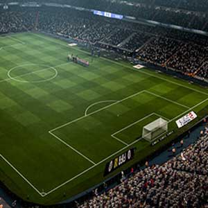 Immersive Atmosphären bei Stadion