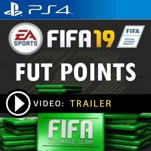 FIFA 19 FUT Punkte PS4 Digital Download und Box Edition