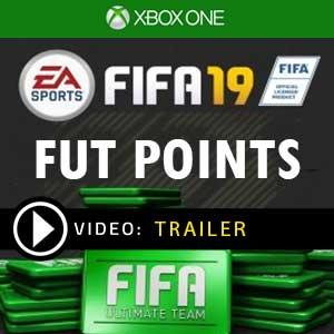 FIFA 19 FUT Punkte Xbox One Digital Download und Box Edition