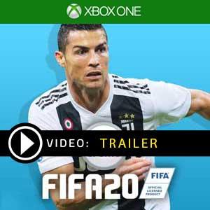 FIFA 20 Xbox One Digital Download und Box Edition