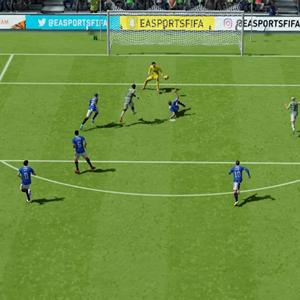 FIFA 21 Fußballfeld