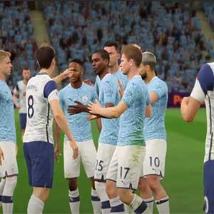 FIFA 21-Flaggenzeremonie