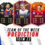 FIFA 21 | TOTW 23 | Vorhersagen – März 2021