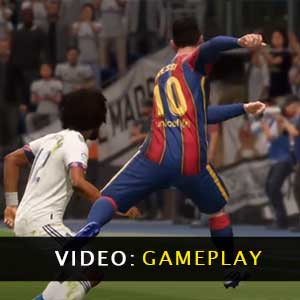 FIFA 21-Gameplay-Video