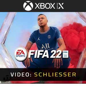 FIFA 22 Xbox Series X Video Trailer